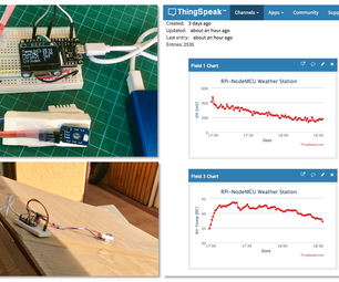 IoT Made Easy: Capturing Remote Weather Data: UV and Air Temperature & Humidity