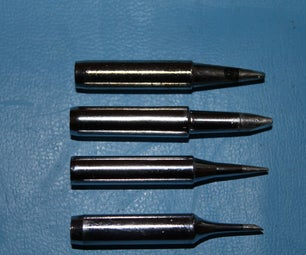 Tips for Choosing the Correct Soldering Iron Tip