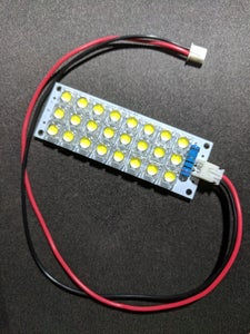 Test the LED Panels