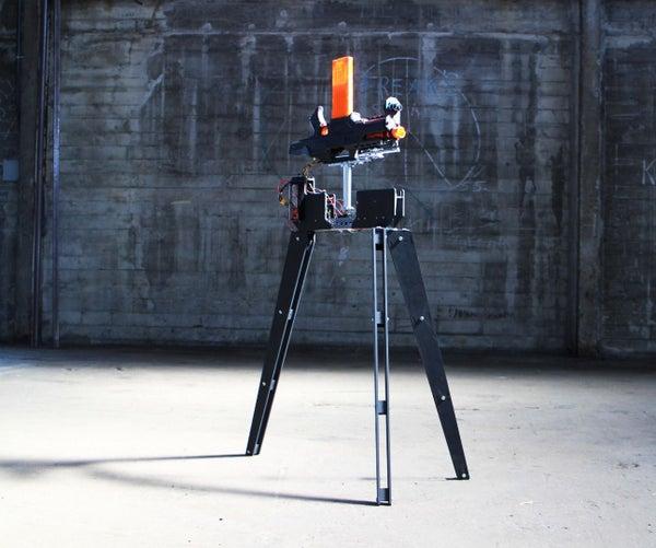 Autonomous Sentry Turret