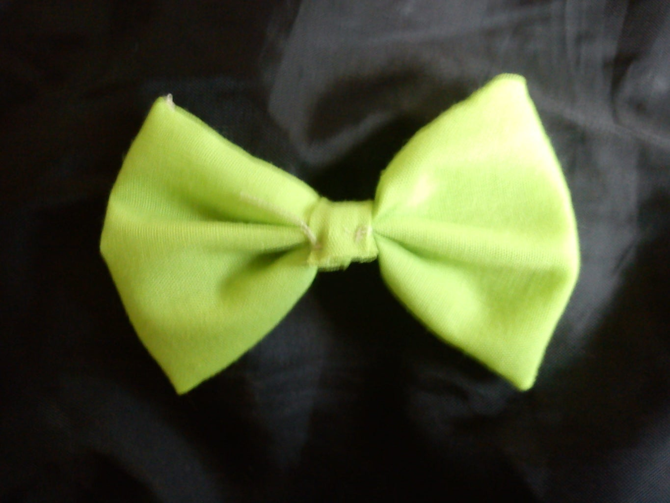 How to Sew a Bow