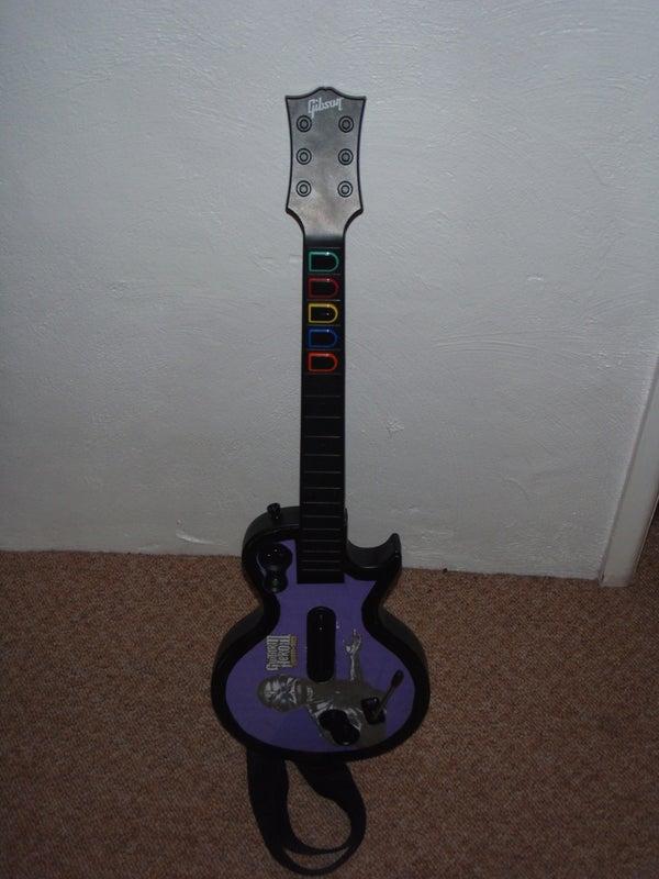 Guitar Hero 3 Cameleon Cover