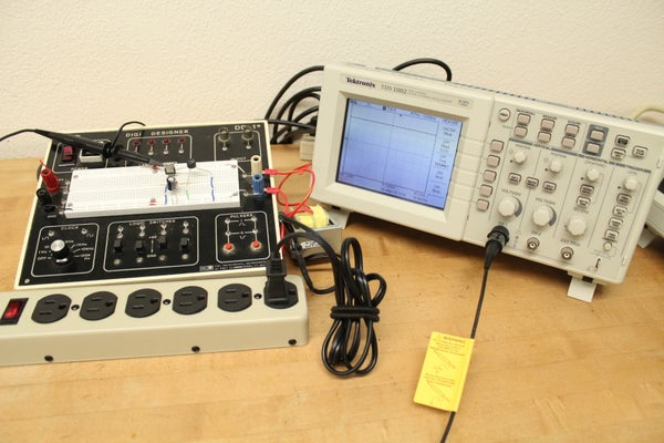 Create a DC Power Supply
