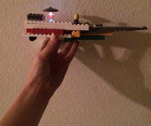 Lego Light Up Spacecraft