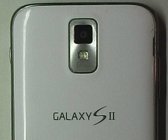 Galaxy S2 T989 Disassembly