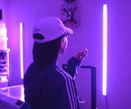 How to Make RGB LED Bars