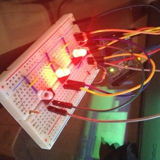 ATTiny84 - I2C Slave - Arduino UNO