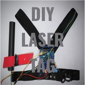 DIY Laser Tag Using Arduino