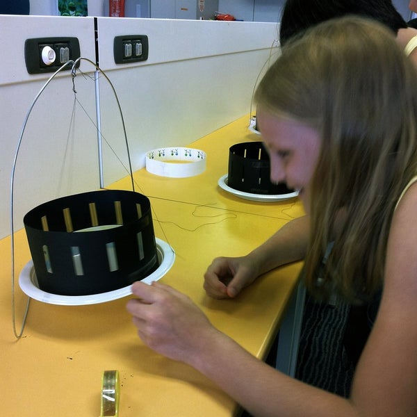 Make a Zoetrope or 20