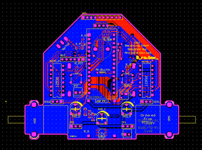 Generating Gerbers and Ordering PCBs From PCBway:
