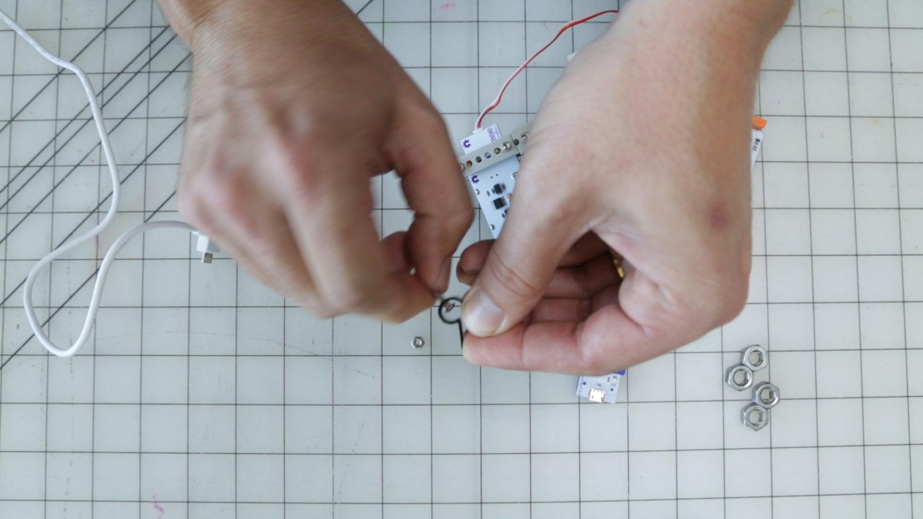 Mechanics: Wand Clip