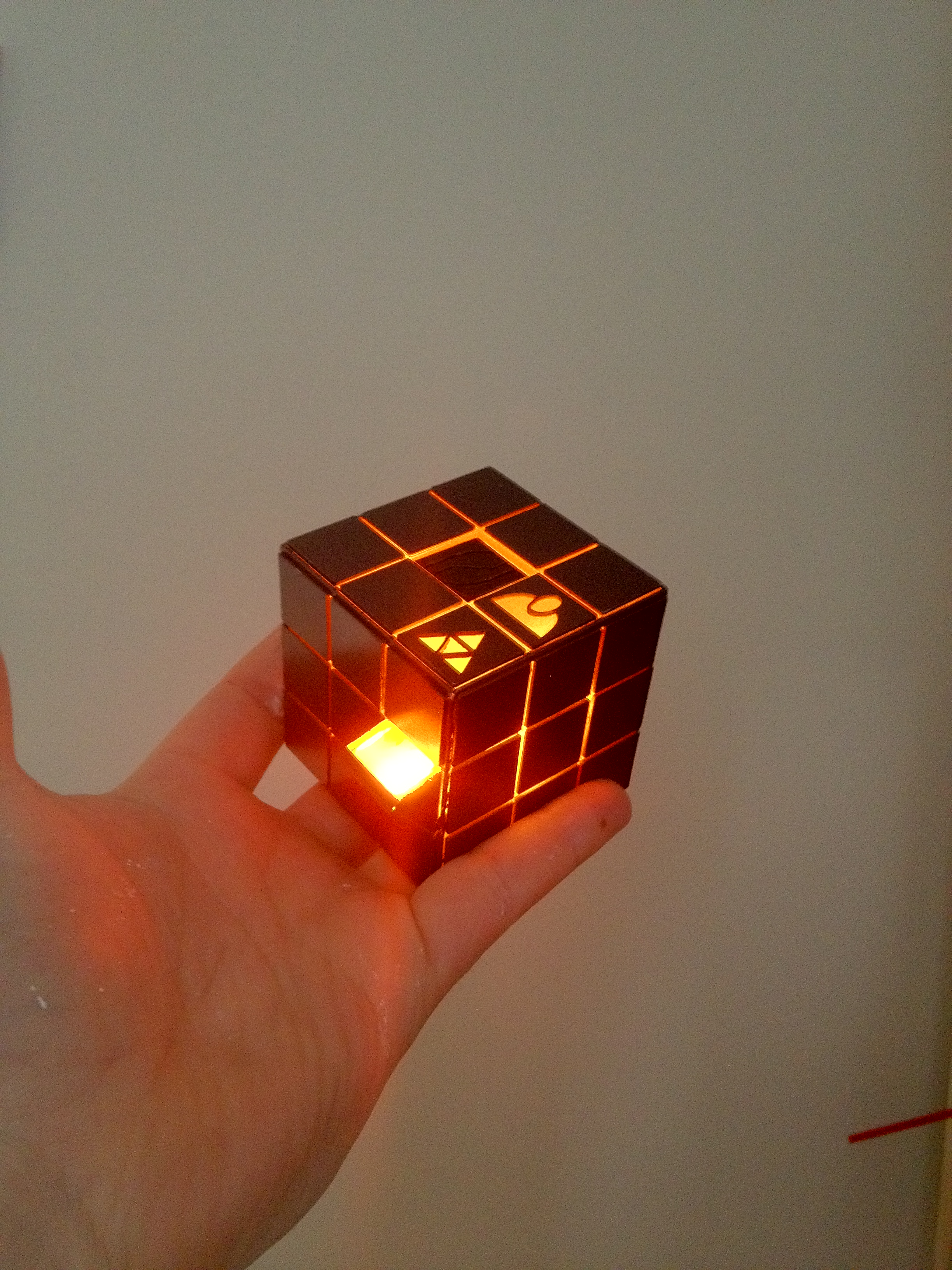 Prometheus Data Cube.