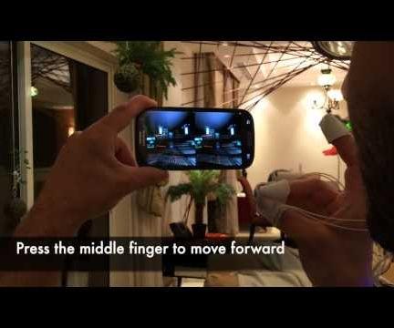 Gravity Touch Bluetooth Glove