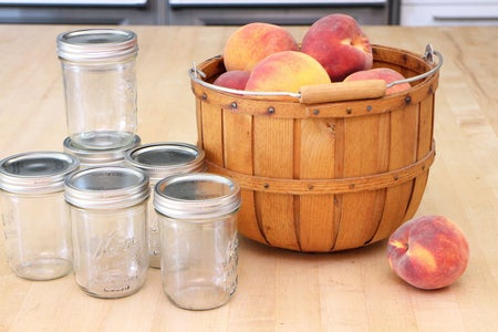 How to Hot Pack Fruit for Canning