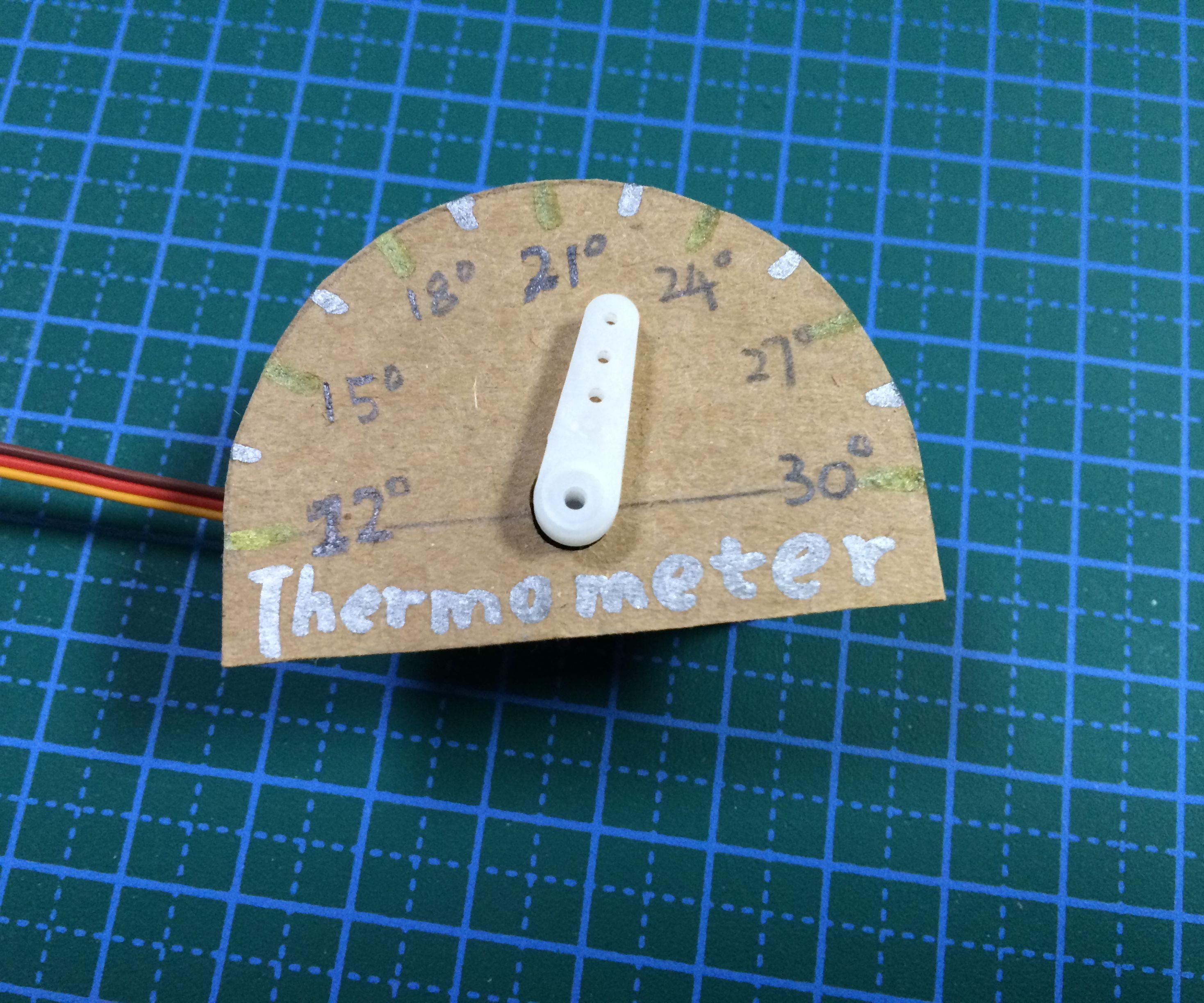 Grove Minimal Thermometer