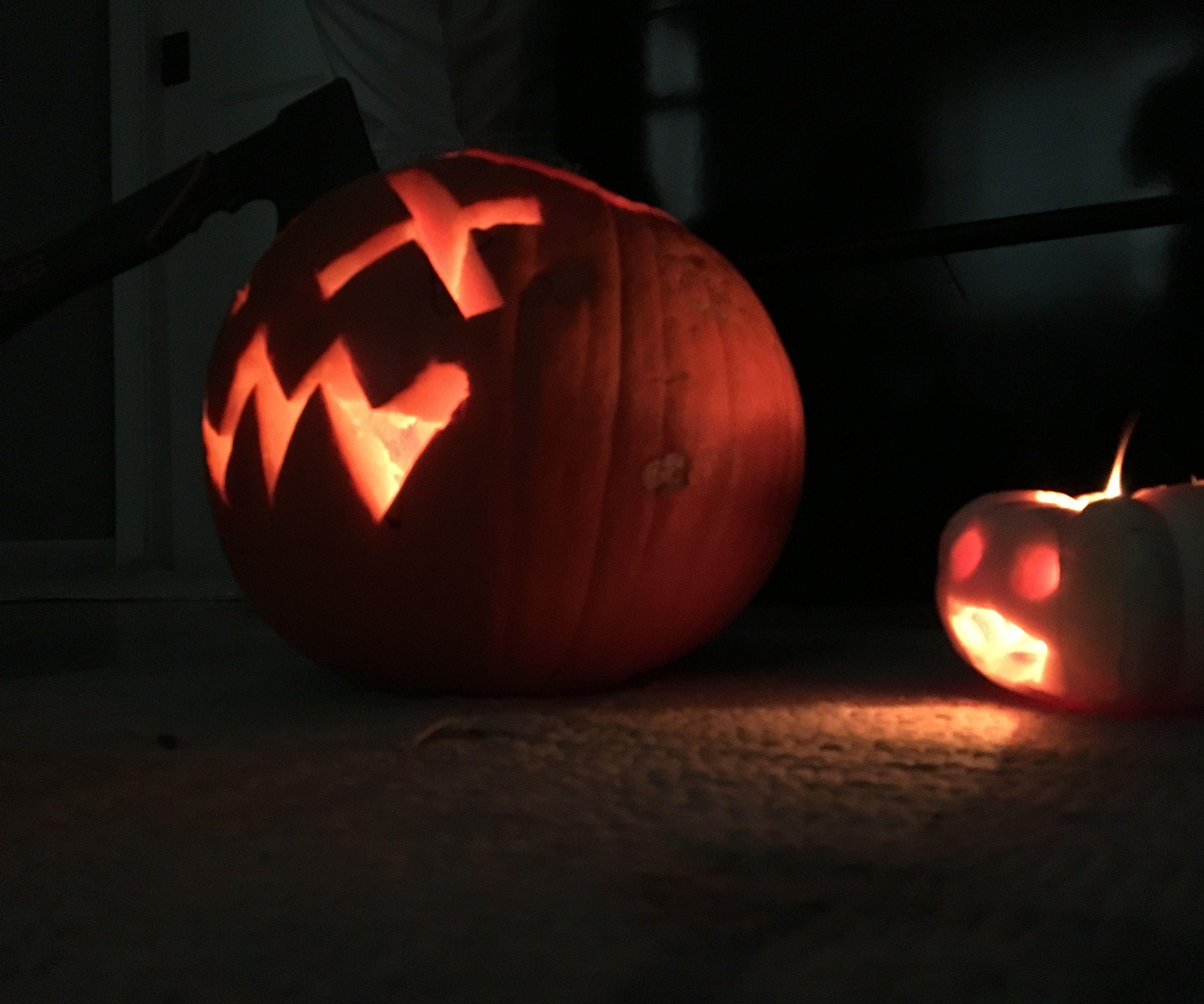 Easy to Make Pumpkin Family