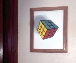 Make a Possessed Rubik's Cube