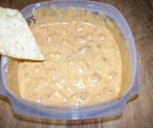 Chili and Cream Cheese Chip Dip
