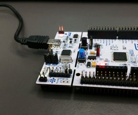 Quick Start to STM Nucleo on Arduino IDE