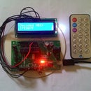 Low Cost IR Decoder