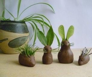 粘土造型 - 林地生物