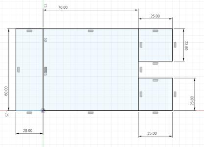 Design Process - Stationary Fixture - Base