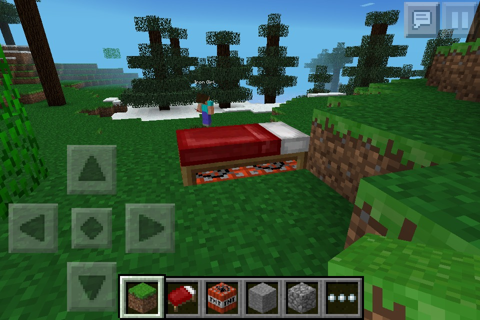 Blow Your Friends Up On Minecraft!