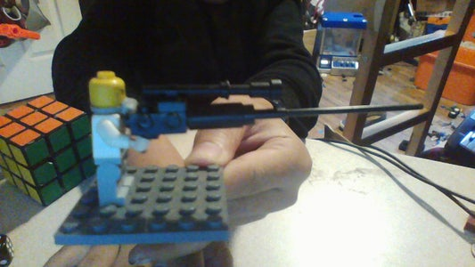 Lego Sniper Rifle for Minifigs