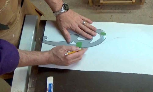 Make a Router Template