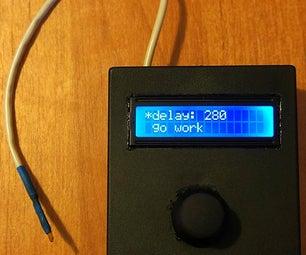 Intervalometer for Sony NEX 5n