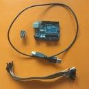 Arduino Serial Command Recognizer