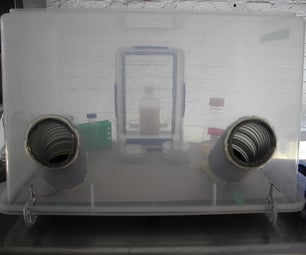 DIY Anaerobic Chamber (aka Glove Box)