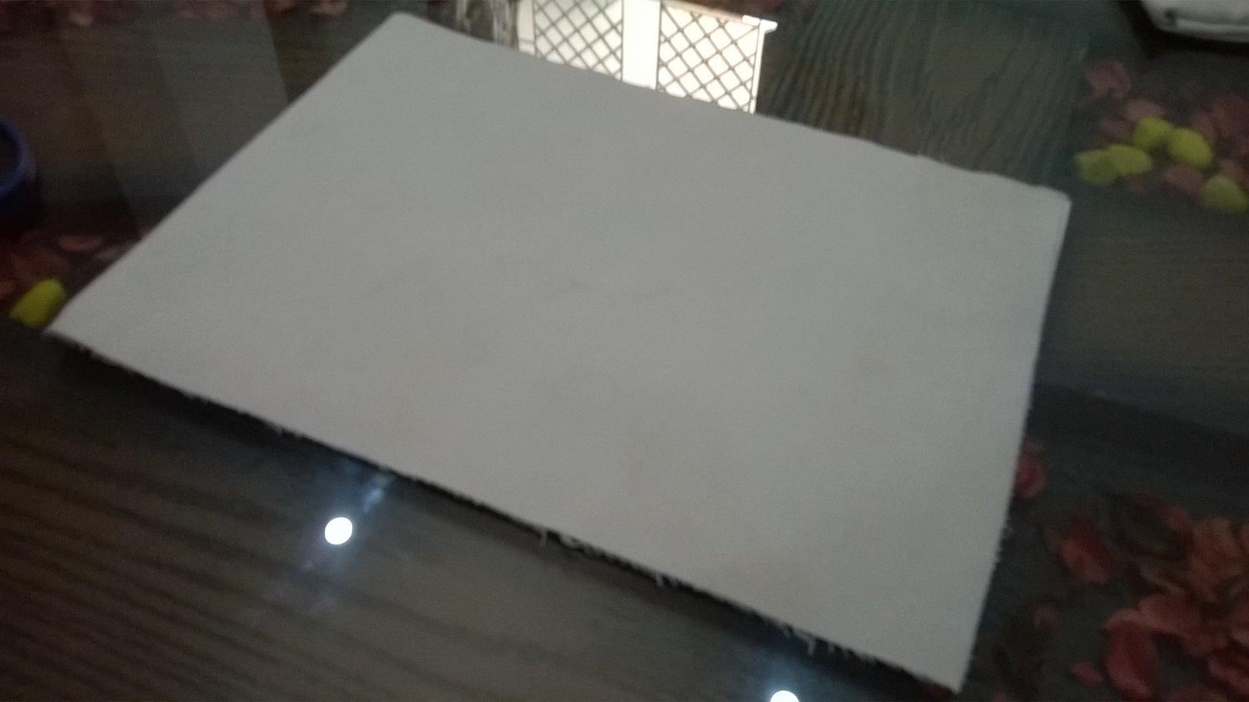 Preparing Paper for Printing