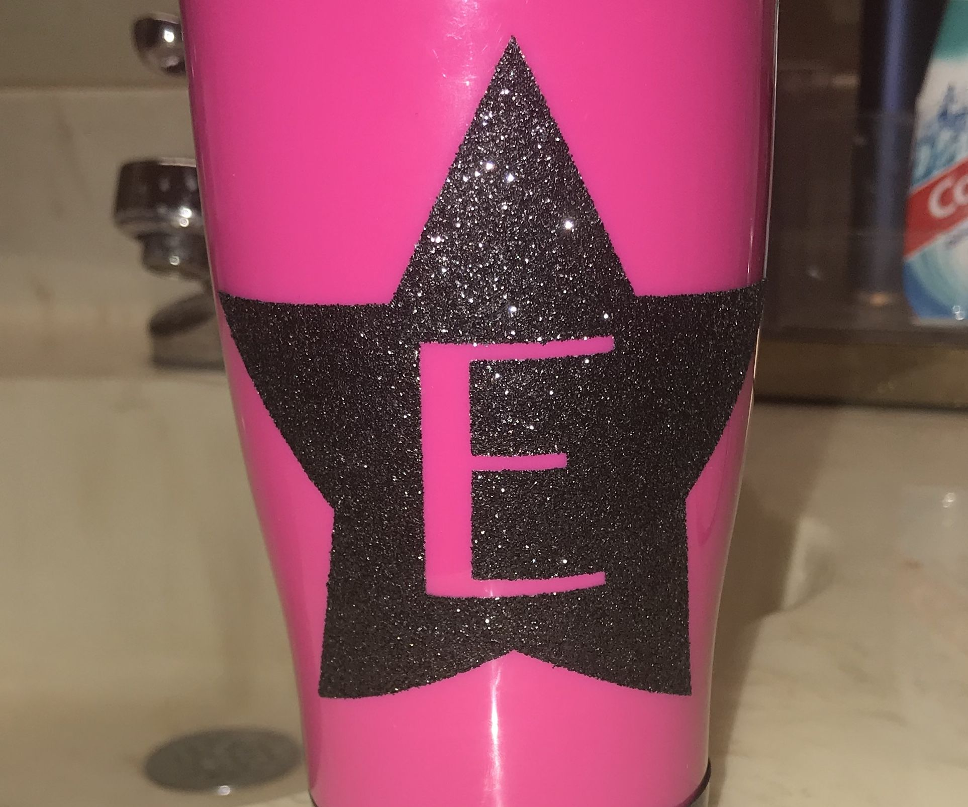 Star Initial Cup