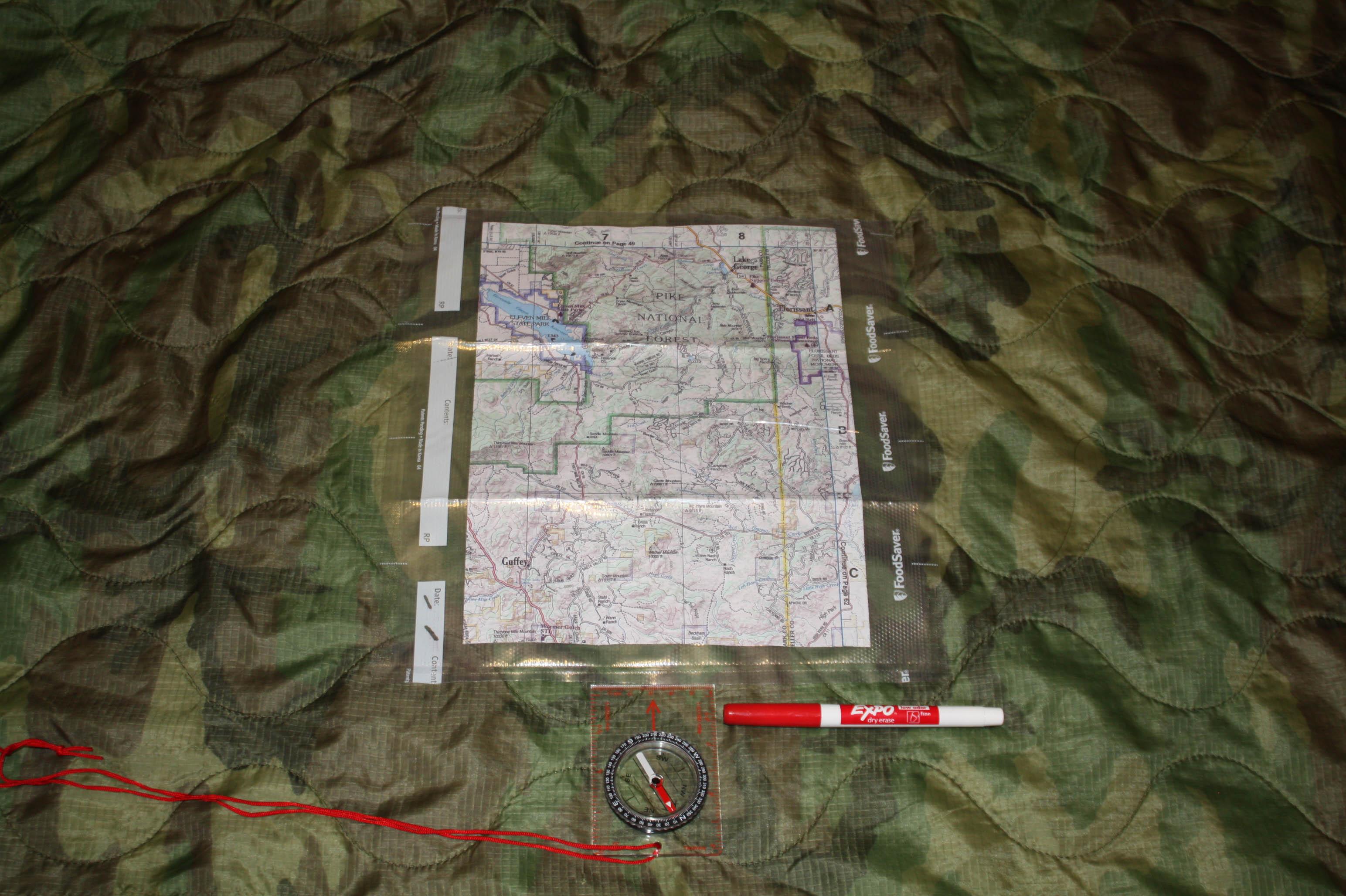Basic Land Navigation