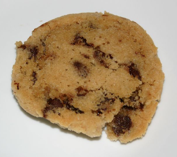 Oven Off Chocolate Chip Cookies