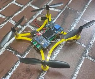 Cheap Arduino Drone Using Bluetooth