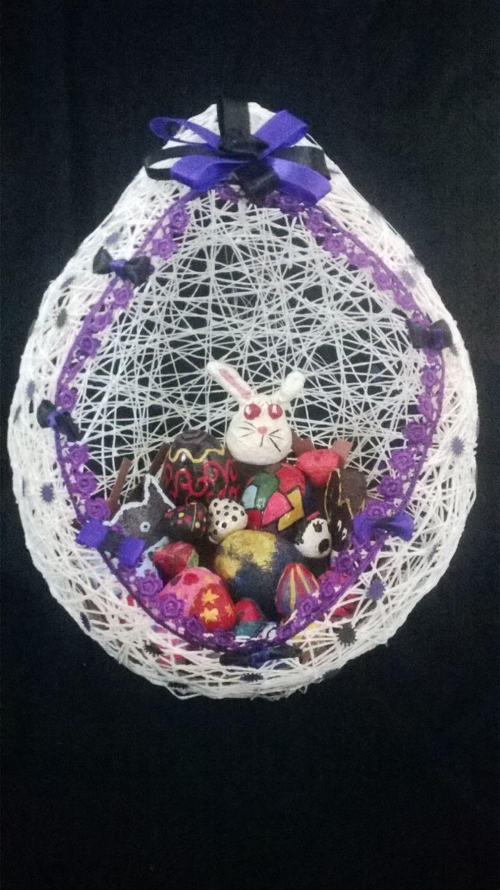 The Easter Egg Basket