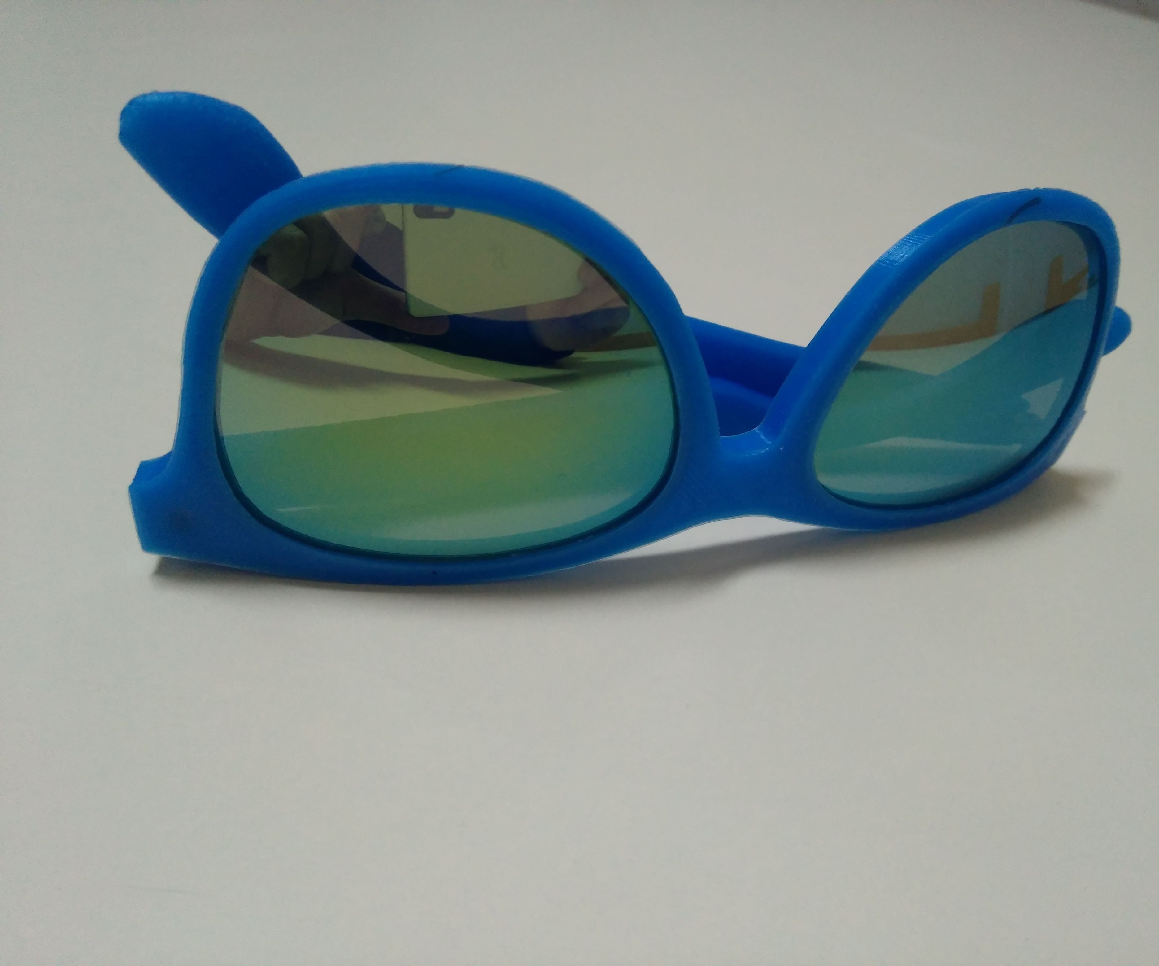 3D Printed Sunglasses (Wayfarer Style)