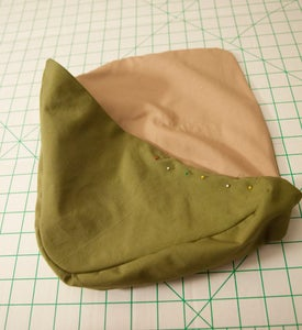Attach the Lining to the Shell
