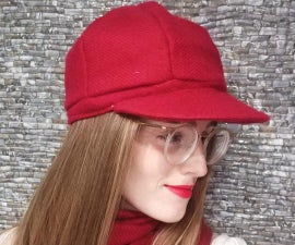 Winter Cozy Cap Sewing Project