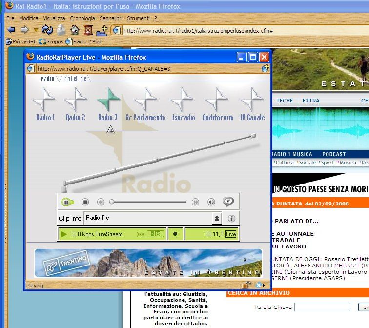 How to convert Real Audio streamings to MP3 files
