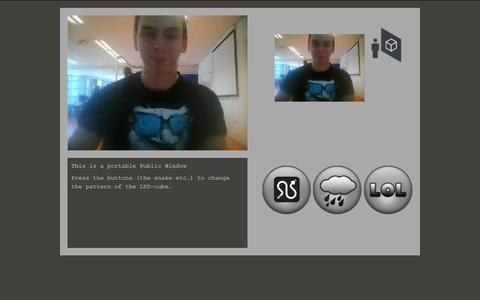 Setting Up the Webcam Stream