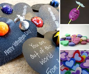 10 Candy-less Valentines for Kids to Hand Out at School