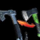 Turning a Cheap Axe Into a Viking Style Axe