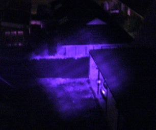 Long Distance Laser Night Vision Flashlight