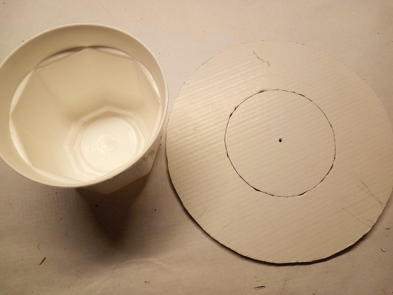 Implementation in Flower Pot