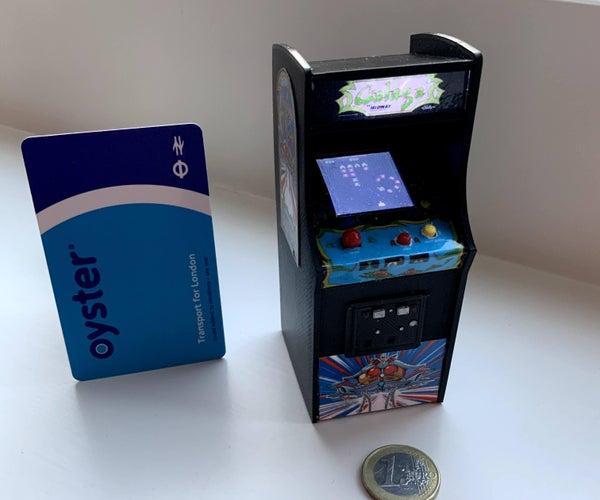Tiny Arcade - Galaga