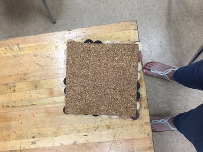 Measure and Cut Your Cork Mat