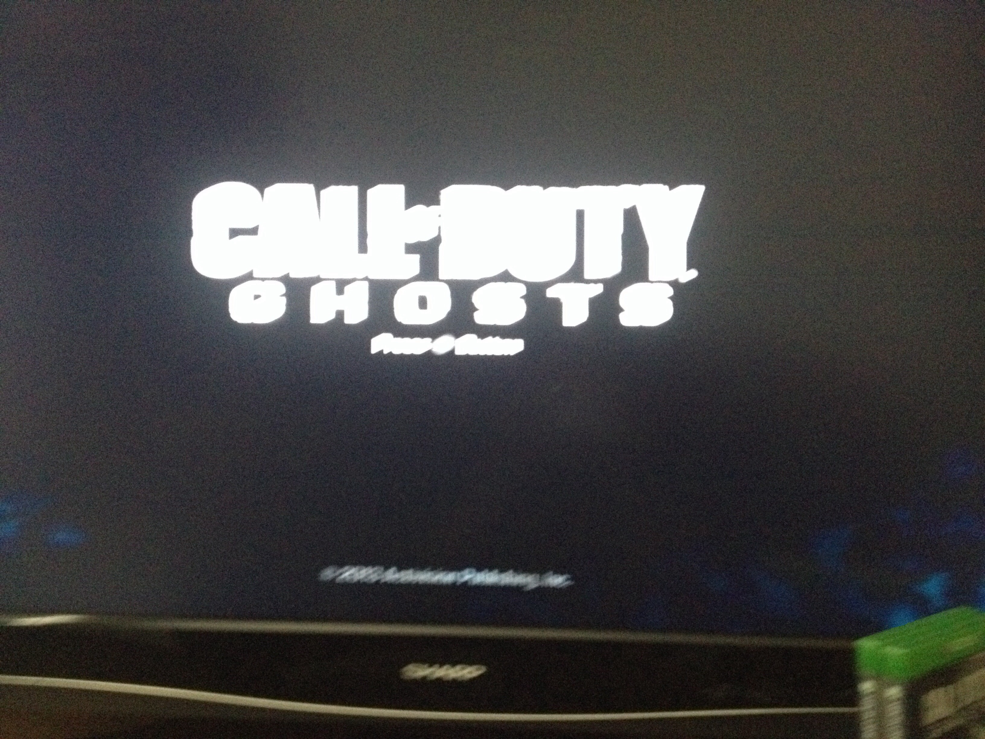 Quick Scoping In Call Of Duty Ghosts